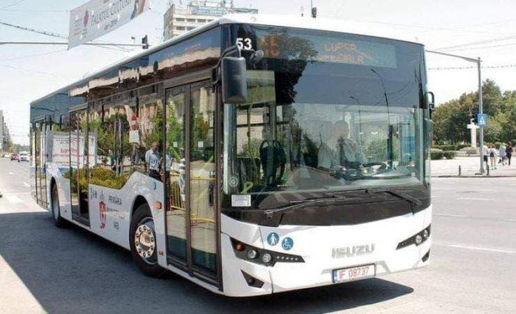 Transportul în comun se suspendă într-un oraș din România, din 25 martie