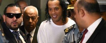 Un fost fotbalist l-a vizitat pe Ronaldinho