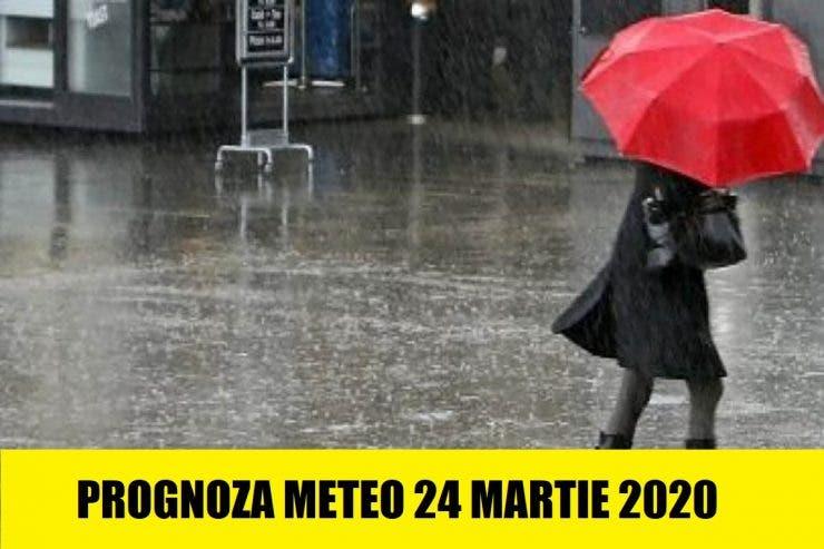 anm prognoza meteo 24 martie 2020