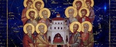 12 zodii și 12 apostoli