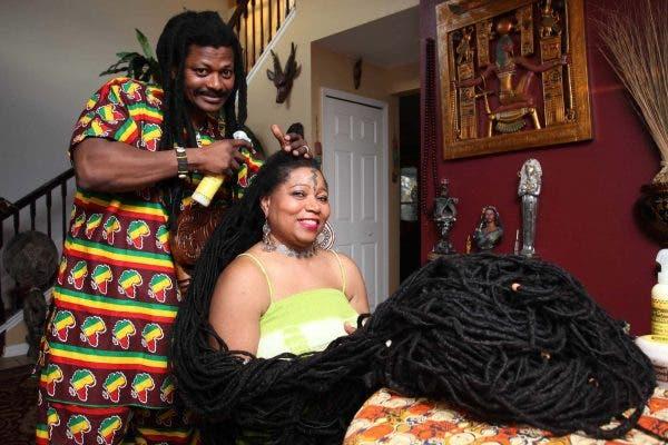 cel mai lung păr