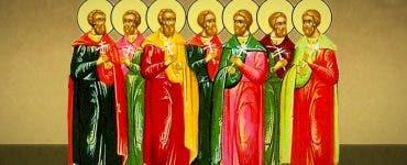 Calendar Ortodox 10 aprilie 2020. Îi pomenim pe Sfinții Mucenici Terentie, African, Maxim și Pompie