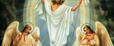 Calendar Ortodox 19 aprilie 2020. Sfintele Paști - Învierea Domnului Iisus Hristos