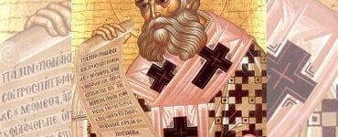 Calendar ortodox 2 mai 2020. Cruce neagră în calendar