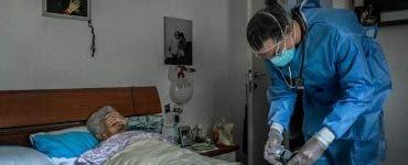 Centrul de Bătrâni de la Răcari: 47 de persoane infectate. Apare un nou focar în România