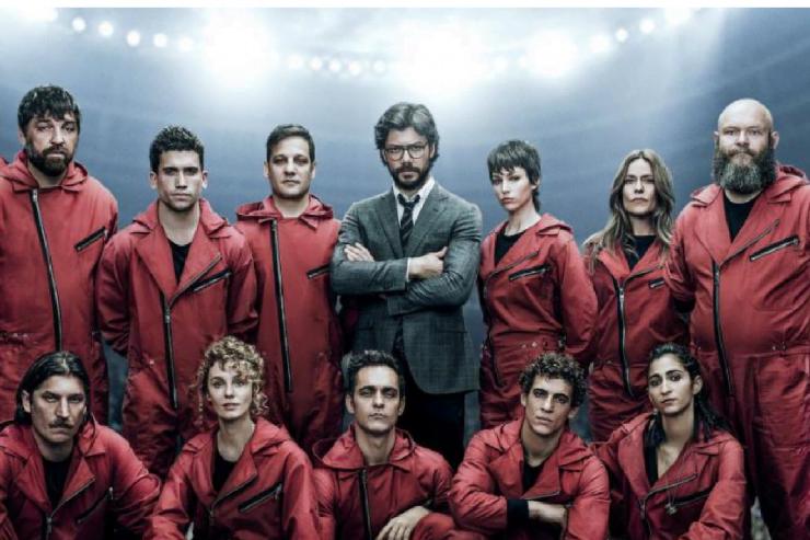 Cine sunt personajele și actorii din serialul de pe Netflix La Casa de Papel. Lista completă