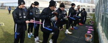 FCSB și Universitatea Craiova încep antrenamentele!
