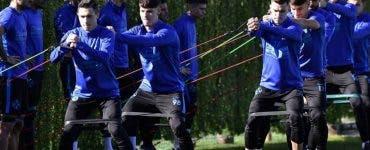 Jucătorii de la FCSB revin la antrenamente