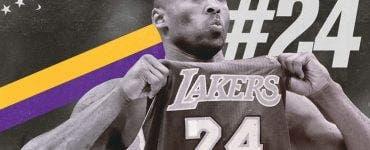 Licitație în memoria lui Kobe Bryant