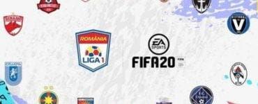 Liga 1 e înlocuită cu eLiga 1!