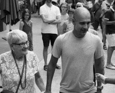 Mama lui Pep Guardiola a murit