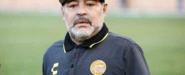 Maradona se teme de coronavirus