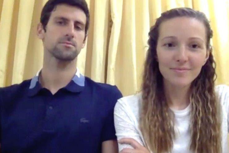 Novak Djokovic, donație uriașă