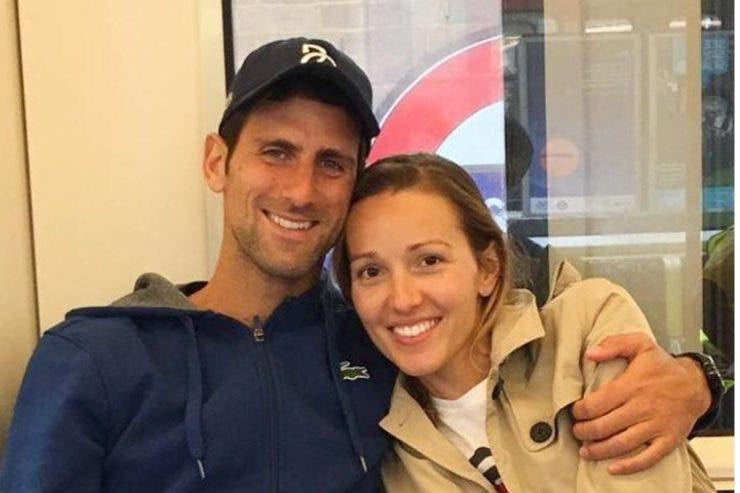 Novak Djokovic, lider ATP, antrenament zapada