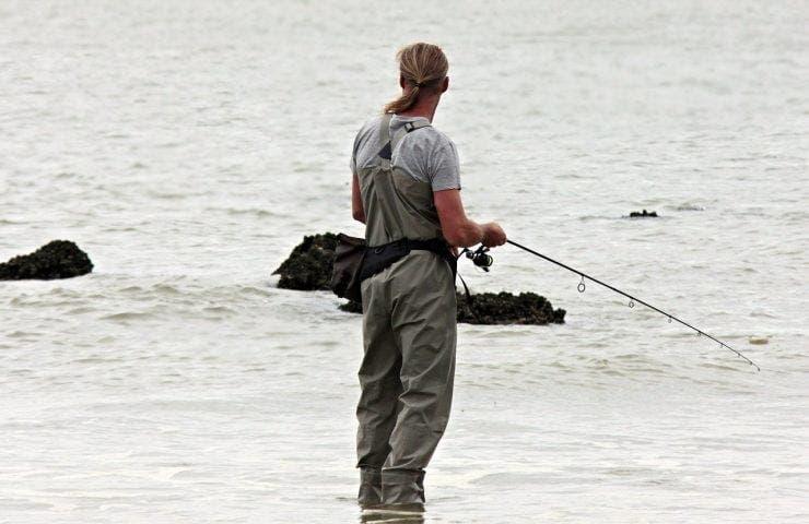 Pescuit sportiv în plină pandemie