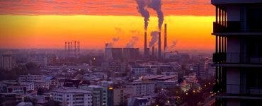 Poluare Bucuresti