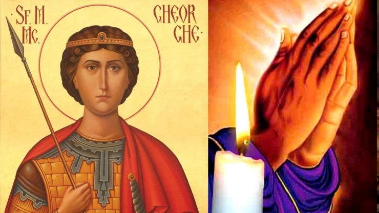 Rugaciune Sfantul Gheorghe
