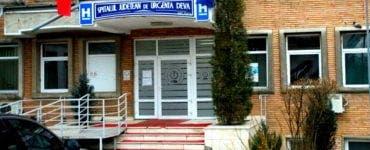 Spitalul Deva 2020