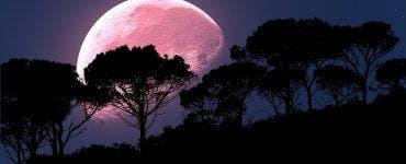 SuperLuna Roz din 8 aprilie, fenomen deosebit astronomic și astrologic. Ce li se întâmplă zodiilor