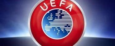 UEFA vrea încheierea sezonului