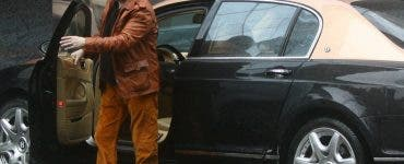 Adio, Bentley! Ce mașină conduce azi Irinel Columbeanu. Fostul soț al Monicăi Gabor, falit?
