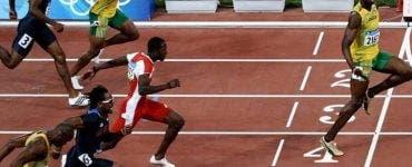 Usain Bolt face haz de necaz