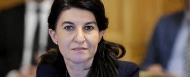 Violeta Alexandru, ministrul muncii
