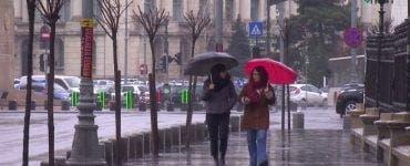 Vremea în București joi 30 aprilie. ANM anunță averse și vijelii