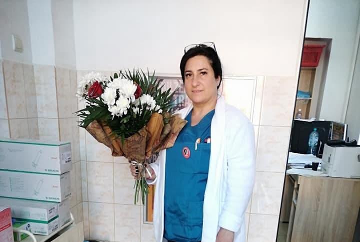 asistenta medicală