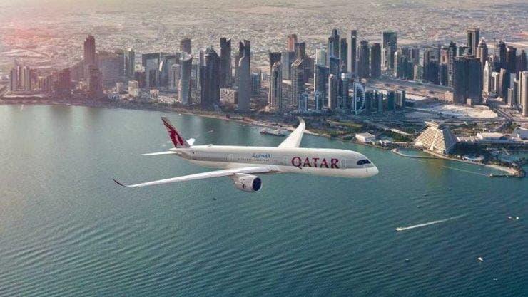 Călătorii gratis cu avionul pentru personalul medical. Câte bilete sunt puse de dispoziție de Qatar Airways