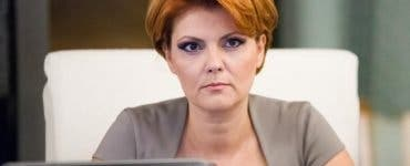 Cum arăta Lia Olguța Vasilescu