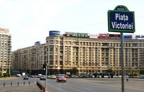 Circulația mașinilor interzisă în București