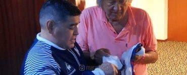 Marele fotbalist argentinian, El Trinche a murit
