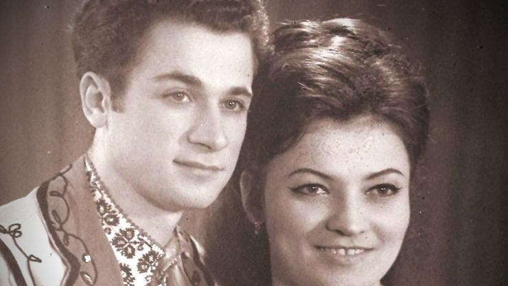Maria Ciobanu si Ion Dolanescu