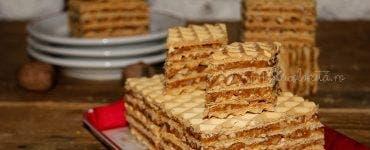 Prăjitura cu foi lica. Ce ingrediente trebuie să folosești pentru un desert savuros