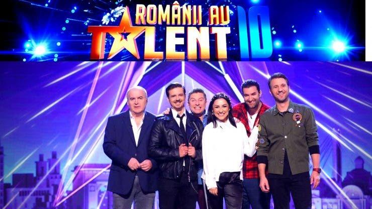 Sezonul 10 Romanii au Talent