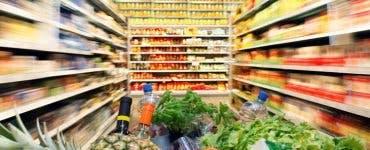 Incident supermarket Capitală
