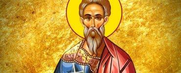 Pomenirea Sfântului Mucenic Ermie