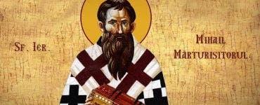Calendar ortodox Sfântul Mihai Mărturisitorul