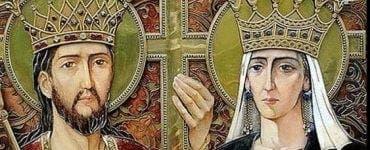 Interzis de Sf Constantin și Elena