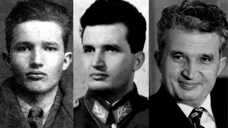 Sosia lui Nicolae Ceausescu