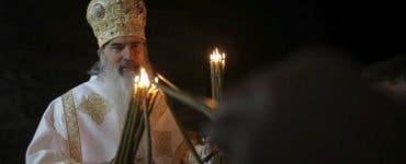 ÎPS Teodosie a împărtășit creștinii
