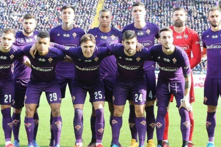 Trei fotbaliști de la Fiorentina, infectați