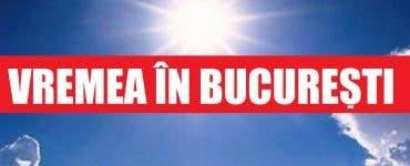 Vremea în București, 14 mai. Prognoza meteo indică o creștere bruscă a temperaturilor
