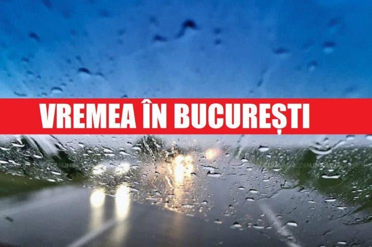 Vremea în București, 20 mai. Meteorologii au anunțat că se întorc ploile