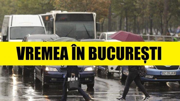 Vremea în București, 21 mai. Meteorologii au anunțat cod galben în Capitală