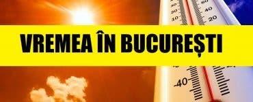 Vremea în București marți 12 mai. Meteorologii anunță o zi caldă, cu temperaturi ridicate