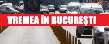Vremea în București vineri 8 mai. ANM anunță o creștere a temperaturilor