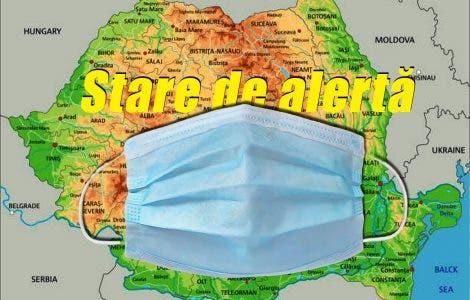 stare de alertă România
