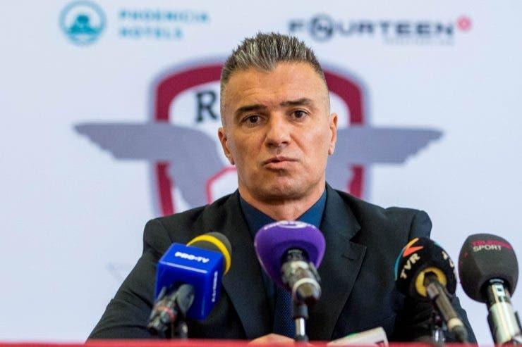 Daniel Pancu, Rapid, presedinte